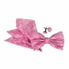 Papion roz pal clasic set Askew