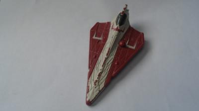 bnk jc Star Wars McDonald`s 2009 - spaceship foto