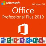 Licenta originala Office 2019 Professional PLUS + Licenta AVAST PREMIUM gratis, Microsoft