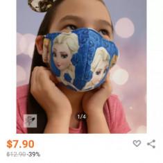 Masca protectie copii spalabila