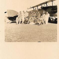Fotografie avion Potez 25 aviatia militara romana anii 1930