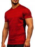 Cumpara ieftin Tricou de trening roșu Bolf KS2100