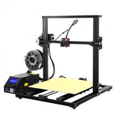 Imprimanta 3D Creality CR-10-S4 cu suprafata de printare 40*40*40 cm (Partial Asamblata)
