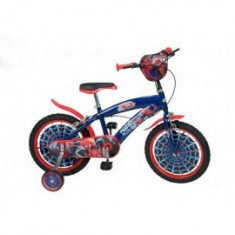 Bicicleta 16'' Spiderman, Toimsa