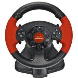 Volan cu pedale PC, PS2, PS3 High Octane