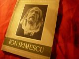 M.Mihalache - ION IRIMESCU - Colectia Maestrii Artei Romanesti 1958, 44 ilustrat