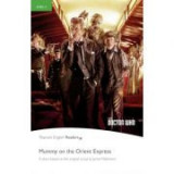 English Readers Level 3 Doctor Who. Mummy on the Orient Express - Jamie Matheson