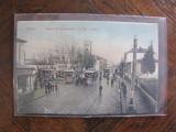 CARTE POSTALA BRAILA 1912, Circulata, Printata