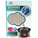 Recompense Goodies Dental Sticks cu lapte si glucozamina 4Dog 80 g
