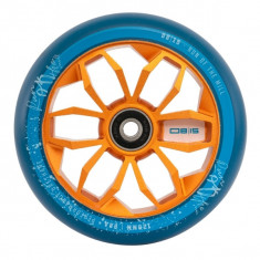 Roata Trotineta 0815 Run Of The Mill 120mm + Abec 11 Orange