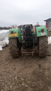 Tractor deutz fahr 4007