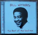 CD Bill Withers – The Best Of The Soul Man, Columbia