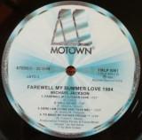 Michael Jackson - Farewell My Summer Love (1984, Motown) Disc vinil LP original