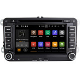 "Unitate Multimedia cu Navigatie GPS, Touchscreen HD 7"" Inch, Android 7.1, Wi-Fi, 2GB DDR3, Volkswagen VW Sharan + Cadou Soft si Harti GPS 16Gb Memor"