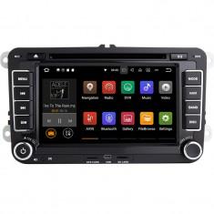"Unitate Multimedia cu Navigatie GPS, Touchscreen HD 7"" Inch, Android 7.1, Wi-Fi, 2GB DDR3, Volkswagen VW Eos + Cadou Soft si Harti GPS 16Gb Memorie"