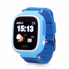 Ceas cu telefon Smartwatch cu GPS pentru copii Wonlex 154 cu functie telefon,...