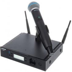 Microfon wireless profesional Shure GLXD-Advanced Beta58A