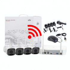 WI-FI KIT 4 camere FullHD + NVR 4 canale