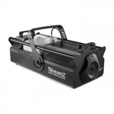Beamz S3500, mașină de ceață, 3.500 Watt, DMX, 1.217 m³ / minut, rezervor de 10 litri
