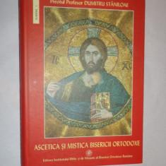 ASCETICA SI MISTICA BISERICII ORTODOXE 442PAGINI/CARTONATA/AN 2002= STANILOAE