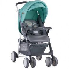 Carucior Sport Terra 2018 Grey & Green Bunnies