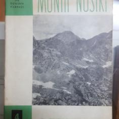 Colecția Munții Noștri, Retezat, nr. 4