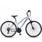 """Bicicleta Trekking Umit Quebec -L -21-SHM, Roata 28"""", Otel , Cadru 430mm, CuloarPB Cod:2892043000"""