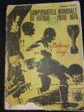 FREDERIC MOISES--CAMPIONATELE MONDIALE DE FOTBAL - 1930 - 1974