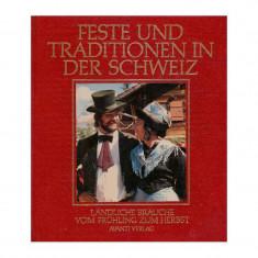 Feste und Traditionen in der Schweiz