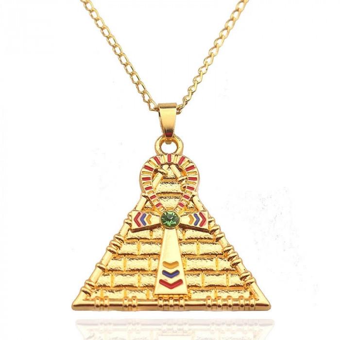 Lant/Lantisor/Colier/Pandantiv egipt piramida faraon ochiul lui horus