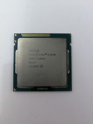 Procesor PC Intel i5-3570 foto
