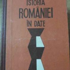 ISTORIA ROMANIEI IN DATE - COLABORATORI