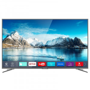 Televizor 4K UltraHD Smart Kruger & Matz, LED, 190 cm