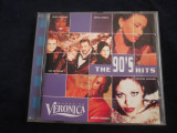 Various - The 90's Hits _ cd,compilatie _ Universal ( Olanda , 2003 ), universal records