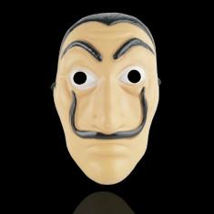 Masca Casa del Papel Dali Money Heist Fabrica de bani Cosplay Halloween +CADOU!