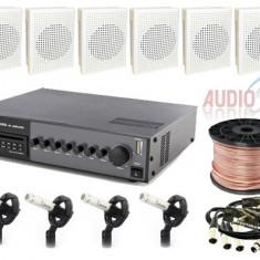 Sistem Audio Biserica A5 cu CD si USB Player