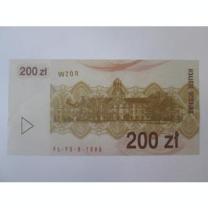 Polonia voucher 200 Zloti/Zlotych 1990 UNC
