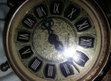Ceas de masa vechi Blessing alama,stare Conf.foto West Germany,alarm,T.GRATUIT