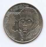 Ungaria 100 Forint 1983 (Simón Bolívar) 32 mm KM-632