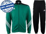 Trening barbat Adidas Sereno - trening original - treninguri pantaloni conici, L, Poliester