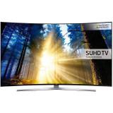 Televizor Samsung LED Smart TV Curbat UE65 KS9502 165cm Ultra HD 4K Silver