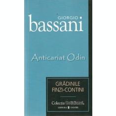 Gradinile Finzi-Contini - Giorgio Bassani