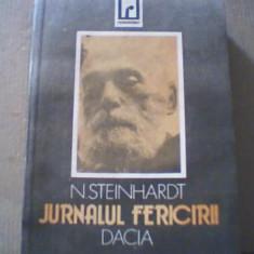 N. Steinhardt - JURNALUL FERICIRII { 1991 }