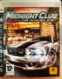 Joc Midnight Club LA, PS3, original, alte sute de titluri