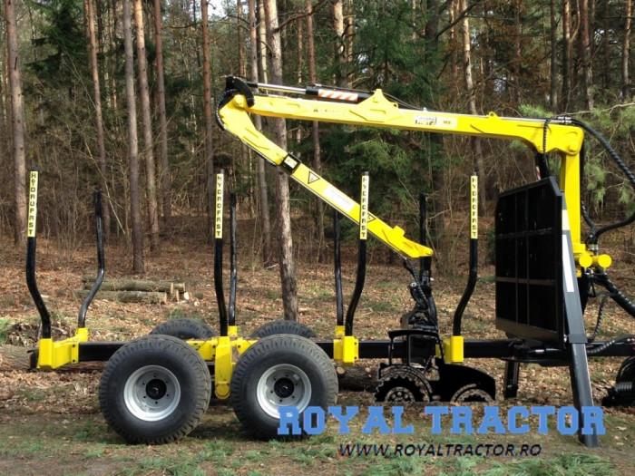 Hydrofast H9 camion de exploatare