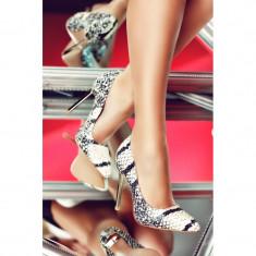 Pantofi de lux dama din piele naturala Rita