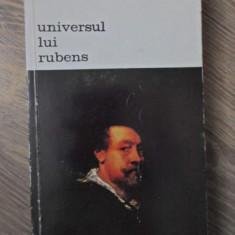 UNIVERSUL LUI RUBENS - JACOB BURCKHARDT