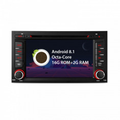-Out of Stock- Navigatie Seat Leon (2013-2018) Android 8.1 OREO OCTACORE 2GB RAM cu DVD, 7 Inch