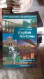 ENGLISH HORIZONS - RADA BALAN (MANUAL DE ENGLEZA PENTRU STUDENTI)