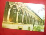 Ilustrata Liceul Zoia Kosmodemianskaia Bucuresti anii 60-70